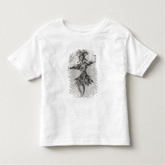 Diseño del traje para el ballet 'Medusa T Shirt