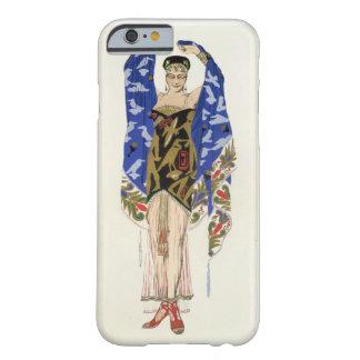 Diseño del traje para un chica de baile (litho del funda para iPhone 6 barely there