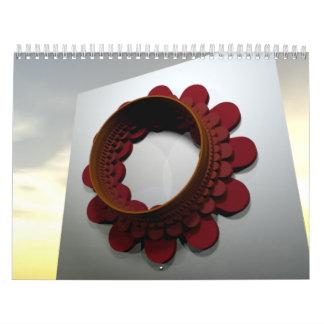 Diseño del umbral calendario