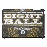 Diseño del vintage de 8 bolas