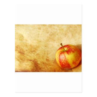 Diseño del vintage de Apple Tarjetas Postales