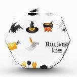 Diseño determinado del icono de Halloween