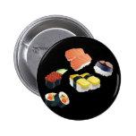 Diseño determinado del sushi pins