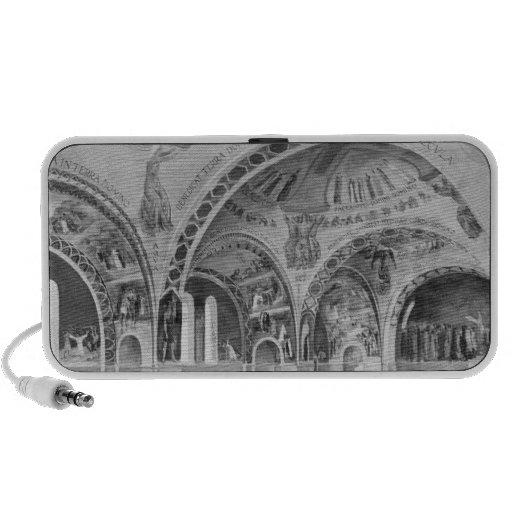 Diseño determinado para la iglesia de Chatillon. iPod Altavoz