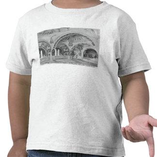 Diseño determinado para la iglesia de Chatillon. Camisetas