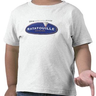 Diseño Disney del logotipo de la película de Camisetas
