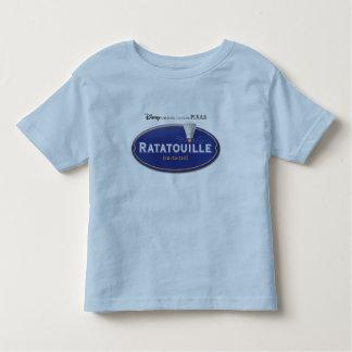 Diseño Disney del logotipo de la película de Remeras