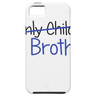 Diseño divertido de hermano mayor iPhone 5 carcasa