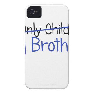 Diseño divertido de hermano mayor Case-Mate iPhone 4 cárcasa