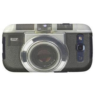 Diseño divertido de la cámara galaxy SIII carcasa