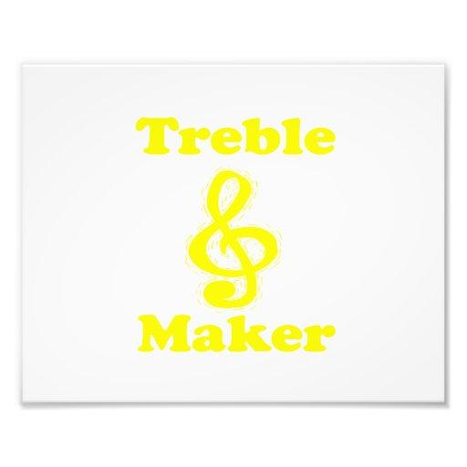 diseño divertido de la música del fabricante del a cojinete