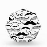 Diseño divertido del bigote