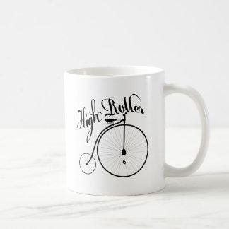 Diseño divertido del estilo del vintage del gran a taza de café
