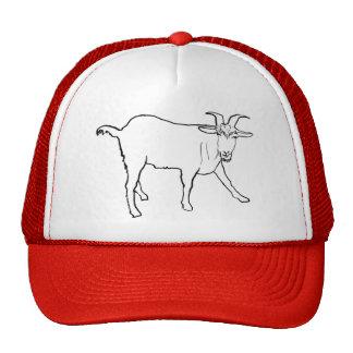 Diseño divertido del gorra del arte de la novedad