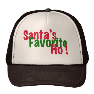 diseño divertido del gorra del navidad del