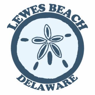 "Diseño dólar de arena"" de la playa de Lewes del "" Fotoescultura Vertical"