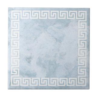 Diseño dominante griego azulejos cerámicos