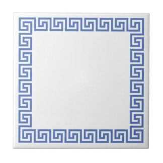 Diseño dominante griego tejas  cerámicas