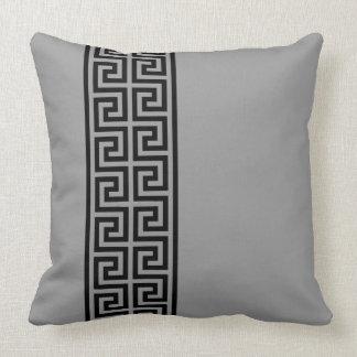 Diseño dominante griego almohadas