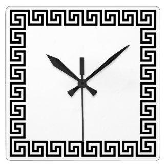 Diseño dominante griego relojes