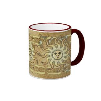 Diseño Drinkware de Litha Sun Taza De Dos Colores