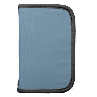Diseño durable de acero azul del color de la oscur organizador