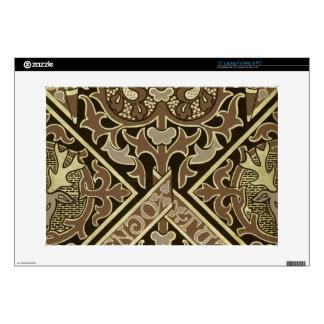 Diseño eclesiástico del papel pintado del mosaico 38,1cm portátil calcomanía
