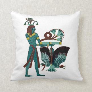 Diseño egipcio #5 en Emporio Moffa Cojín Decorativo