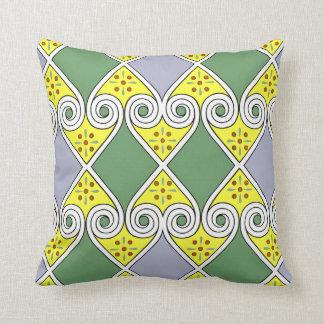 Diseño egipcio #9 en Emporio Moffa Cojín Decorativo