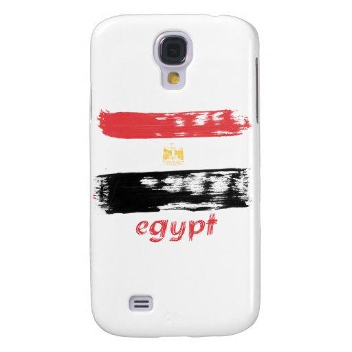Diseño egipcio de la bandera