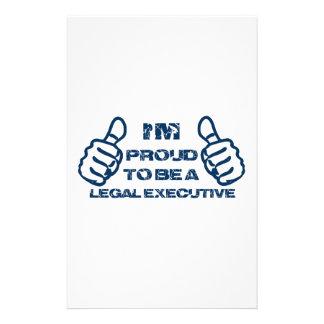 Diseño ejecutivo legal  papeleria