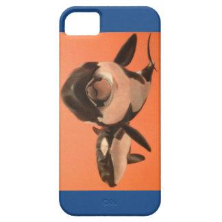 Diseño el | de las orcas funda para iPhone SE/5/5s