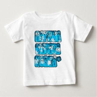 Diseño elegante azul Hakuna Matata K de Zombi del Tshirt