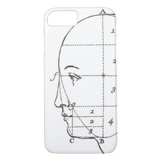 Diseño elegante del caso del iPhone del filósofo Funda iPhone 7