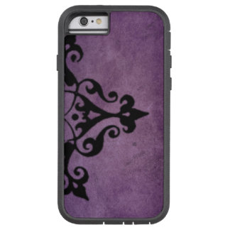 Diseño elegante del estilo del Victorian del Funda De iPhone 6 Tough Xtreme