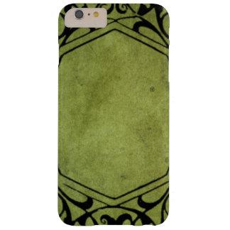 Diseño elegante del estilo del Victorian del Funda Para iPhone 6 Plus Barely There