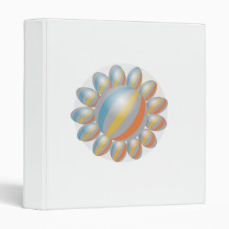 """Diseño elegante del girasol del arco iris carpeta 1"""""""