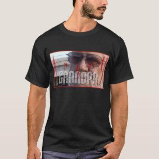 Diseño enojado #1 de la camiseta del abuelo