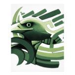 Diseño épico #3 de Eagle Membrete