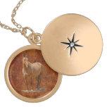 Diseño equino del regalo de los Caballo-amantes ro Grimpola Personalizada