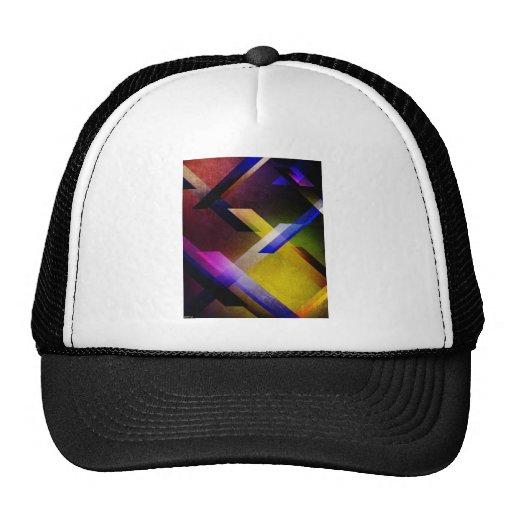 Diseño espectral gorras de camionero