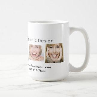 Diseño estético de FM Tazas De Café