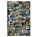 Diseño Exclusivo 100 Faces de Jerusalém Pizarra Blanca