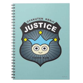 Diseño exclusivo de la Cómico-Estafa 2010 Cuadernos