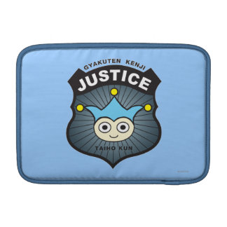 Diseño exclusivo de la Cómico-Estafa 2010 Fundas Para Macbook Air