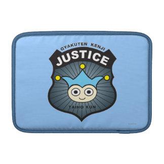 Diseño exclusivo de la Cómico-Estafa 2010 Funda MacBook