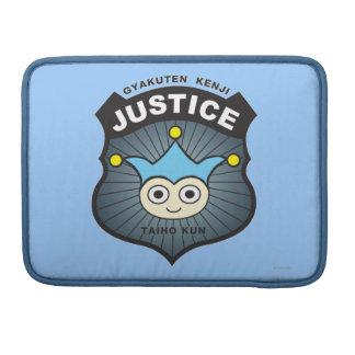 Diseño exclusivo de la Cómico-Estafa 2010 Funda Para Macbooks