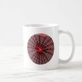 Diseño exótico de Spiderweb del Web de araña Taza De Café