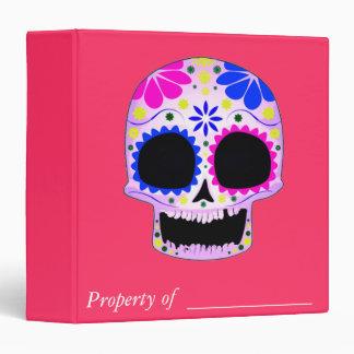 Diseño feliz del cráneo del azúcar