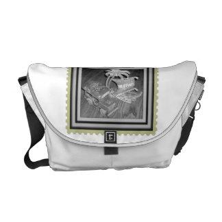 Diseño filipino - la bolsa de mensajero filipina bolsa de mensajeria